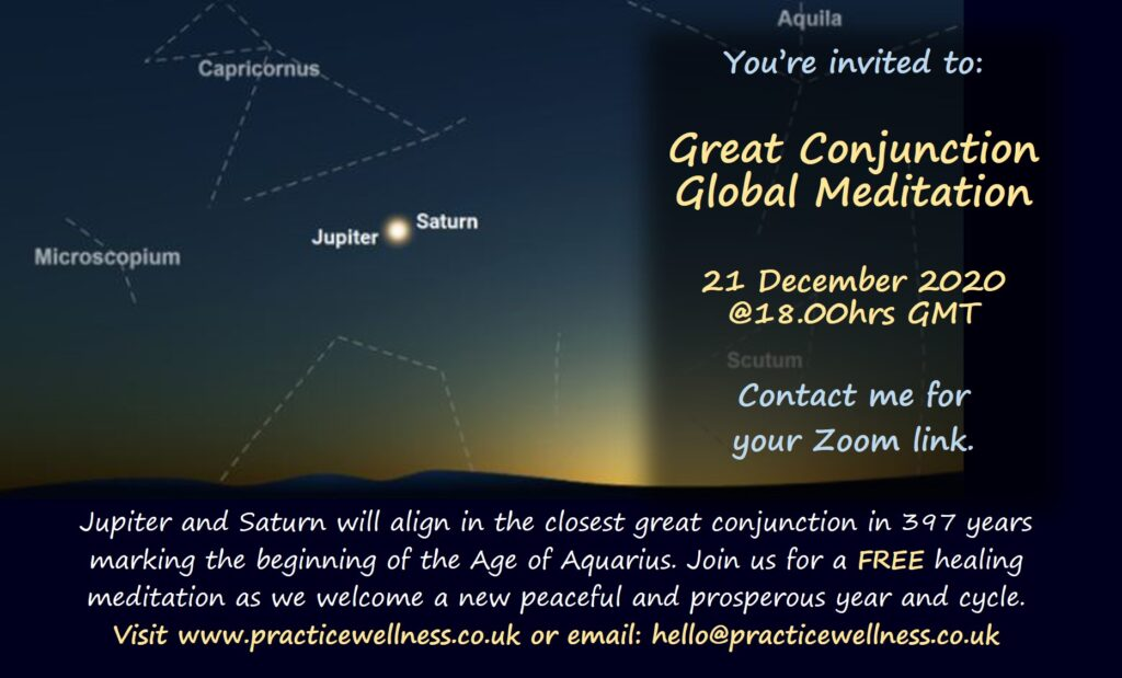 great conjunction global meditation